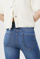 MANGO - Skinny Noa Jeans Mid Blue