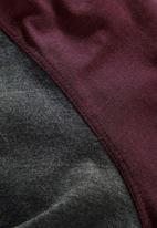 Next - Colourblock Crew-neck T-shirt Multi-colour