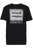 Hurley - Hurley Spinner Photo   Tee Black