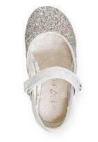 Next - Glitter Shoes Silver