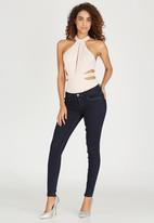 Sissy Boy - Kale super stretch basic skinny jeans - blue