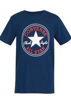 Converse - Graphic Tee Navy
