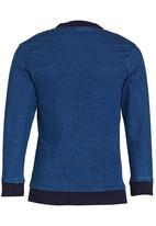 POP CANDY - Boys Jacket Mid Blue