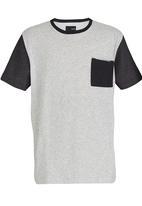Hurley - Hurley -B- Ridged DF T-Shirt Grey