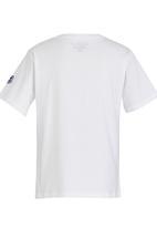 Fox - Printed T-Shirt White
