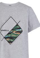 O'Neill - Printed T-Shirt Grey