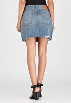 Levi's® - Faded Icon Denim Skirt Blue