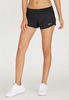 Nike - Nike Crew Running Shorts Black