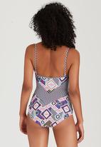 PIHA - Twin Strap Swimsuit Multi-colour