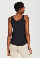 JEEP - Essential Vest Black