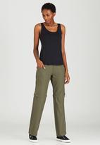 JEEP - Cracker Zip-off Pants Khaki Green