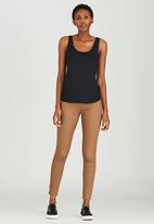 JEEP - Stretch Denim Jeggings Camel