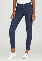 JEEP - Stretch Denim Jeggings Dark Blue