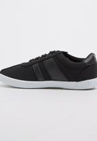 SOVIET - Element  Sneaker Black
