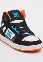DC - Rebound Hi Top Sneaker Multi-colour