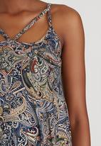 edit Maternity - Neckline Detail Cami Multi-colour