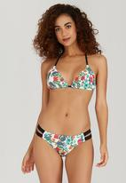 PIHA - Triangle Bikini Top Multi-colour