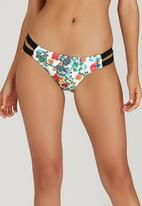 PIHA - Side Strap Bikini Bottoms Multi-colour