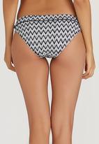 PIHA - Regualr Bikini Bottoms Black