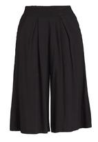 STYLE REPUBLIC - Culottes with Pleats Black