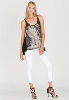 GUESS - Embrace Your Journey Tank Black