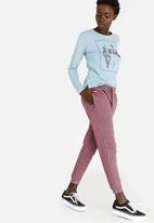 Lizzy - Margit Track Pants Pale Purple