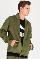 PUMA - Fashion T7 Track Top Khaki - Green