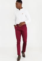 STYLE REPUBLIC - Formal Trouser Maroon