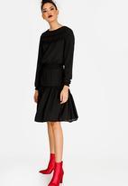 STYLE REPUBLIC - Romantic Dress Black