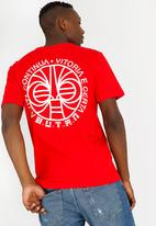 Butan - Aluta Masked T-Shirt Red
