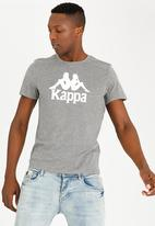 KAPPA - Authentic Cotton Tee Grey
