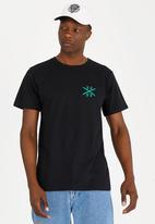 Butan - Speed of the Cobra Cotton T-shirt Black