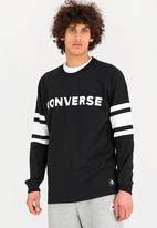 Converse - Converse football jersey - black