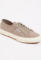 SUPERGA - Basic Canvas Sneakers Neutral