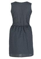 Rebel Republic - Front Tie Dress Multi-colour