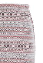 Rebel Republic - Bodycon Skirt Red