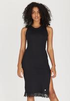 Rip Curl - Edgy Beach Babe Dress Black