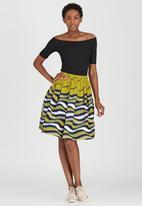 KISUA - Mara Skirt Multi-colour