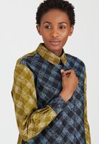 KISUA - Kivu Boyfriend Shirt Multi-colour