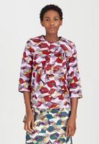 KISUA - Freetown Blouse Multi-colour