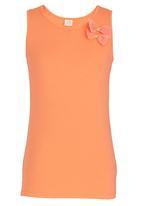 Soobe - Girls Vest Coral