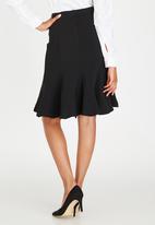 edit - Pencil Skirt Black