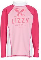 Lizzy - Rashvest Mid Pink