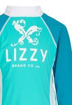 Lizzy - Rashvest Long Sleeve Mid Green