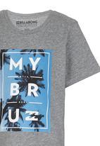 Billabong  - My Bru SS Tee Grey