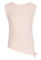 Rebel Republic - Side Tie Top Pale Pink