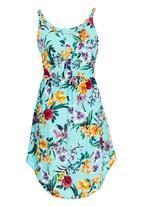 Billabong  - Calypso Midi Dress Multi-colour