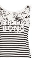 Billabong  - Dark Garden Tank Off White
