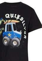 Quiksilver - Patrol Tods  Tee Black