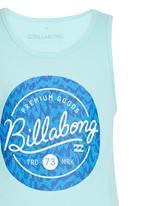 Billabong  - Coaster Singlet Blue